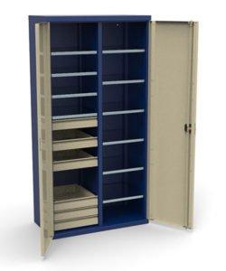 Шкаф инструментальный СШИ-02.06.10: купить в Москве по цене 46 000 руб | Интернет-магазин «Мебель Металлическая»