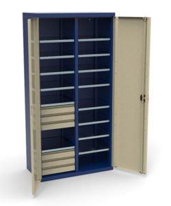 Шкаф инструментальный СШИ-02.06.14: купить в Москве по цене 49 900 руб | Интернет-магазин «Мебель Металлическая»