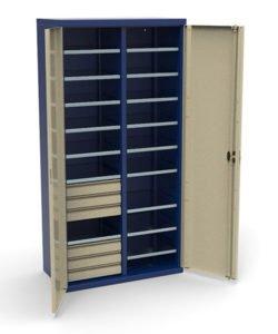 Шкаф инструментальный СШИ-02.06.16: купить в Москве по цене 52 300 руб | Интернет-магазин «Мебель Металлическая»