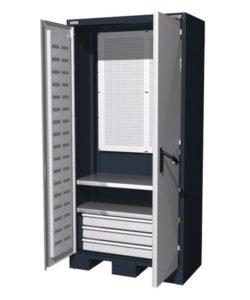 Шкаф инструментальный 08.3032: купить в Москве по цене 42 884 руб | Интернет-магазин «Мебель Металлическая»