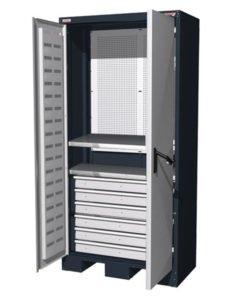 Шкаф инструментальный 08.3062: купить в Москве по цене 47 172 руб | Интернет-магазин «Мебель Металлическая»