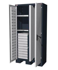 Шкаф инструментальный 08.3102 Р3: купить в Москве по цене 65 879 руб | Интернет-магазин «Мебель Металлическая»