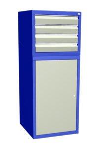 Стойка инструментальная ЛИ-ТД1.ТП4.00: купить в Москве по цене 16 500 руб   Интернет-магазин «Мебель Металлическая»
