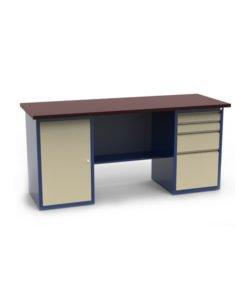 Монтажный стол СВФ-2Т.01.04.19: купить в Москве по цене 40 000 руб | Интернет-магазин «Мебель Металлическая»