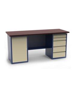Монтажный стол СВФ-2Т.01.05.19: купить в Москве по цене 42 000 руб | Интернет-магазин «Мебель Металлическая»