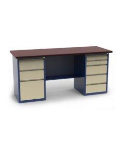 Монтажный стол СВФ-2Т.03.05.19: купить в Москве по цене 47 000 руб   Интернет-магазин «Мебель Металлическая»