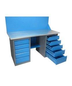 Верстак ВД2-1.6: купить в Москве по цене 47 400 руб | Интернет-магазин «Мебель Металлическая»