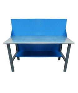 Верстак стол ВС-1.0: купить в Москве по цене 11 700 руб | Интернет-магазин «Мебель Металлическая»