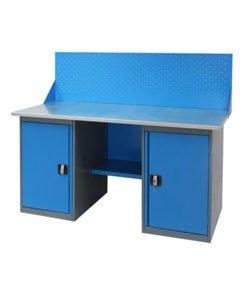 Верстак ВТ2-1.6: купить в Москве по цене 30 800 руб | Интернет-магазин «Мебель Металлическая»