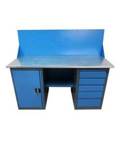Верстак ВТД-1.6: купить в Москве по цене 39 600 руб | Интернет-магазин «Мебель Металлическая»