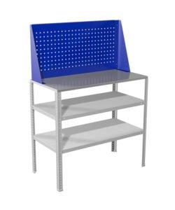 Верстак GARAGE 114: купить в Москве по цене 5 768 руб | Интернет-магазин «Мебель Металлическая»