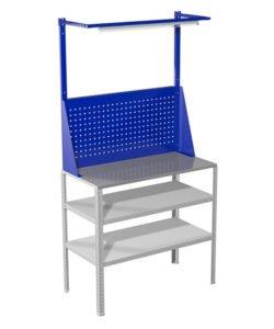 Верстак GARAGE 115: купить в Москве по цене 9 342 руб | Интернет-магазин «Мебель Металлическая»