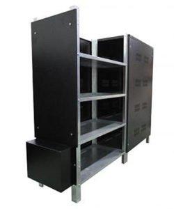 Шкаф батарейный ШБс-1165: купить в Москве по цене 31 000 руб | Интернет-магазин «Мебель Металлическая»