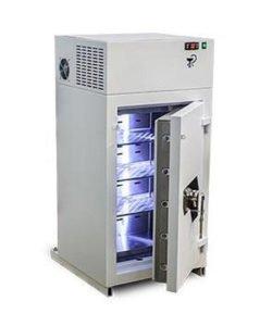 Сейф-холодильник СТ-306-70-NF: купить в Москве по цене 143 000 руб | Интернет-магазин «Мебель Металлическая»