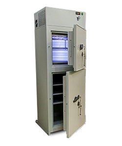 Сейф-холодильник СТЛ-4204: купить в Москве по цене 242 000 руб   Интернет-магазин «Мебель Металлическая»