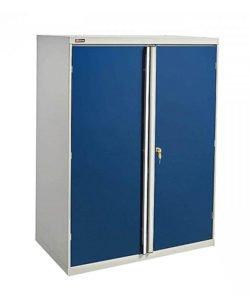 Шкаф ВС-053 с глухими дверьми: купить в Москве по цене 25 900 руб | Интернет-магазин «Мебель Металлическая»