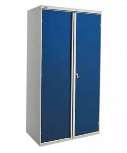 Шкаф ВС-055 с глухими дверьми: купить в Москве по цене 33 700 руб | Интернет-магазин «Мебель Металлическая»