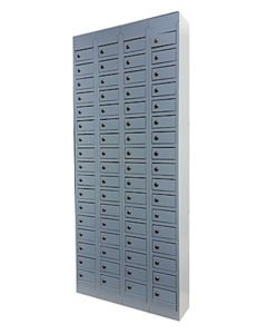 Шкаф для хранения сотовых телефонов ШСТ-68: купить в Москве по цене 33 000 руб | Интернет-магазин «Мебель Металлическая»