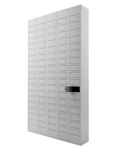 Шкаф для хранения сотовых телефонов ШСТ-85: купить в Москве по цене 41 200 руб | Интернет-магазин «Мебель Металлическая»