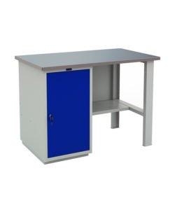 Верстак PROFI WT120.WD1/F1.000: купить в Москве по цене 21 000 руб   Интернет-магазин «Мебель Металлическая»