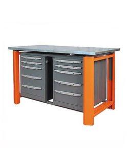Верстак TBP1500(ТВ5-ТВ5): купить в Москве по цене 61 200 руб | Интернет-магазин «Мебель Металлическая»