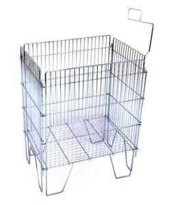 Корзина для распродаж WS046: купить в Москве по цене 2 883 руб | Интернет-магазин «Мебель Металлическая»