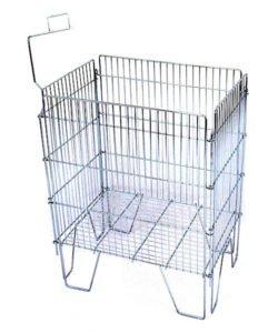 Корзина для распродаж WS046Z: купить в Москве по цене 2 538 руб | Интернет-магазин «Мебель Металлическая»