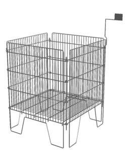 Корзина для распродаж WS066: купить в Москве по цене 3 734 руб | Интернет-магазин «Мебель Металлическая»