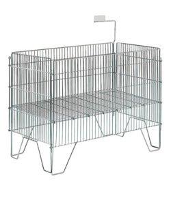Корзина для распродаж WS106: купить в Москве по цене 4 197 руб | Интернет-магазин «Мебель Металлическая»
