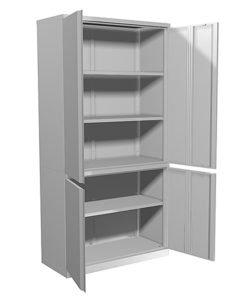 Шкаф балконный 2010: купить в Москве по цене 13 895 руб | Интернет-магазин «Мебель Металлическая»