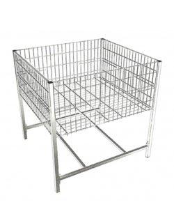 Стол для распродаж TS088: купить в Москве по цене 4 377 руб | Интернет-магазин «Мебель Металлическая»