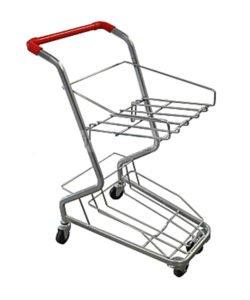 Тележка-подставка для корзин ТВF5-RD: купить в Москве по цене 2 839 руб | Интернет-магазин «Мебель Металлическая»