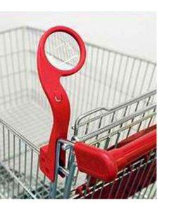 Линза для тележки покупательской MG: купить в Москве по цене 2 400 руб | Интернет-магазин «Мебель Металлическая»