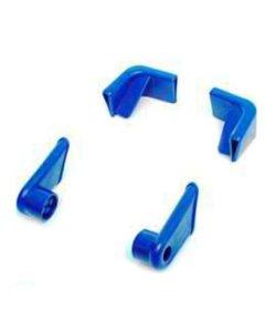 Пластиковые уголки для покупательской тележки PC: купить в Москве по цене 114 руб | Интернет-магазин «Мебель Металлическая»