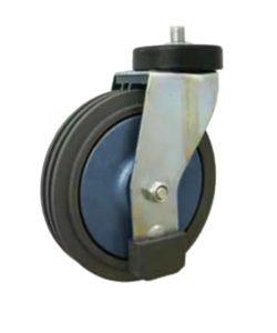 Поворотное траволаторное колесо для тележки 4TRV2B: купить в Москве по цене 0 руб | Интернет-магазин «Мебель Металлическая»