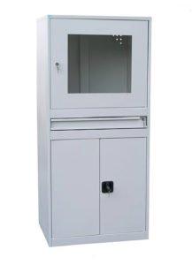 Шкаф компьютерный: купить в Москве по цене 55 700 руб | Интернет-магазин «Мебель Металлическая»