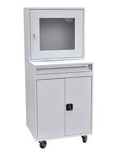 Шкаф компьютерный под ЖК монитор: купить в Москве по цене 57 000 руб | Интернет-магазин «Мебель Металлическая»