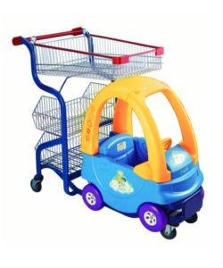 Тележка детская «Автомобиль» STC03-BY: купить в Москве по цене 31 061 руб | Интернет-магазин «Мебель Металлическая»
