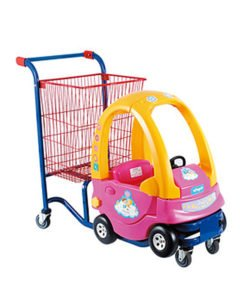 Тележка детская «Автомобиль» STC02-BY: купить в Москве по цене 29 888 руб | Интернет-магазин «Мебель Металлическая»
