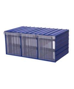 Контейнер Plastic Drawer PD 120-3: купить в Москве по цене 657 руб | Интернет-магазин «Мебель Металлическая»