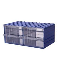 Контейнер Plastic Drawer PD 120-4: купить в Москве по цене 752 руб | Интернет-магазин «Мебель Металлическая»