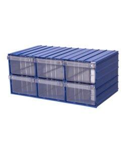 Контейнер Plastic Drawer PD 120-6: купить в Москве по цене 825 руб | Интернет-магазин «Мебель Металлическая»
