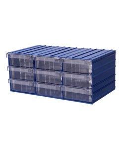 Контейнер Plastic Drawer PD 120-9: купить в Москве по цене 914 руб | Интернет-магазин «Мебель Металлическая»