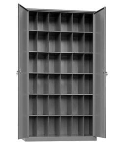 Шкаф для противогазов на 36 ячеек: купить в Москве по цене 33 500 руб | Интернет-магазин «Мебель Металлическая»