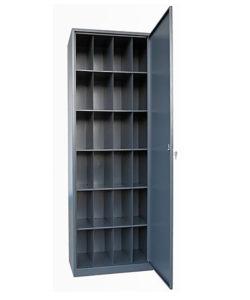 Шкаф ШПГ-24 для противогазов на 24 ячейки: купить в Москве по цене 25 200 руб | Интернет-магазин «Мебель Металлическая»