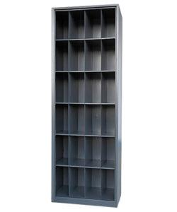 Шкаф ШПГ-24о для противогазов на 24 ячейки (без дверей): купить в Москве по цене 21 500 руб | Интернет-магазин «Мебель Металлическая»