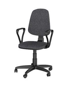 Кресло «ПРЕСТИЖ» с подлокотниками (ткань): купить в Москве по цене 3 258 руб | Интернет-магазин «Мебель Металлическая»