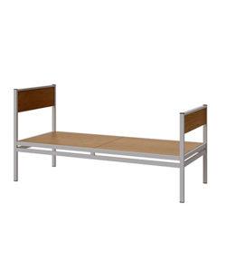 Кровать армейская тип «Ф»: купить в Москве по цене 5 456 руб | Интернет-магазин «Мебель Металлическая»