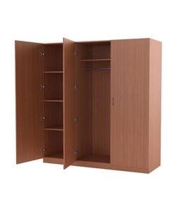 Шкаф комбинированный трехстворчатый: купить в Москве по цене 11 120 руб | Интернет-магазин «Мебель Металлическая»