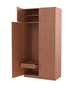 Шкаф универсальный тип Б: купить в Москве по цене 12 286 руб | Интернет-магазин «Мебель Металлическая»